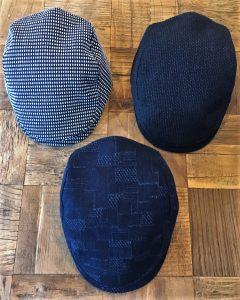 【BlueTrick】ハンチング帽