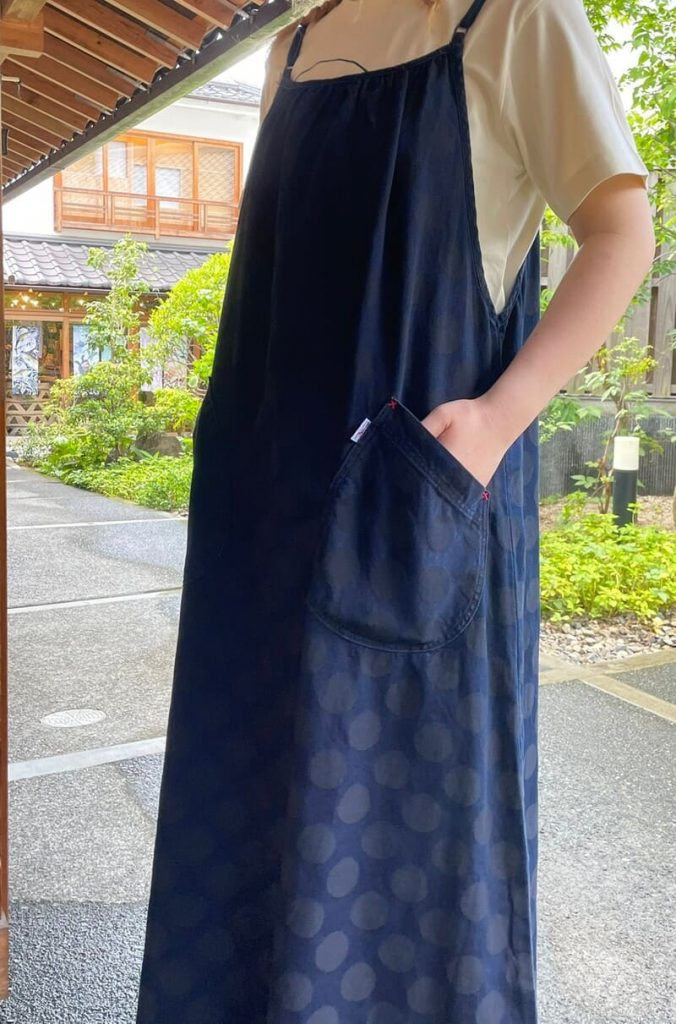 【BlueTrick】 キャミワンピース